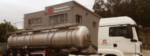 Transportes Montes Orozco - Transporte de mercancías peligrosas