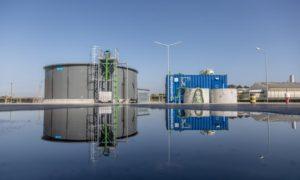 Lavadero de Cisternas - Transportes Montes Orozco