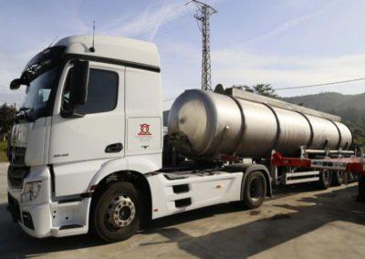 Transporte de Mercancías Peligrosas - Transportes Montes Orozco